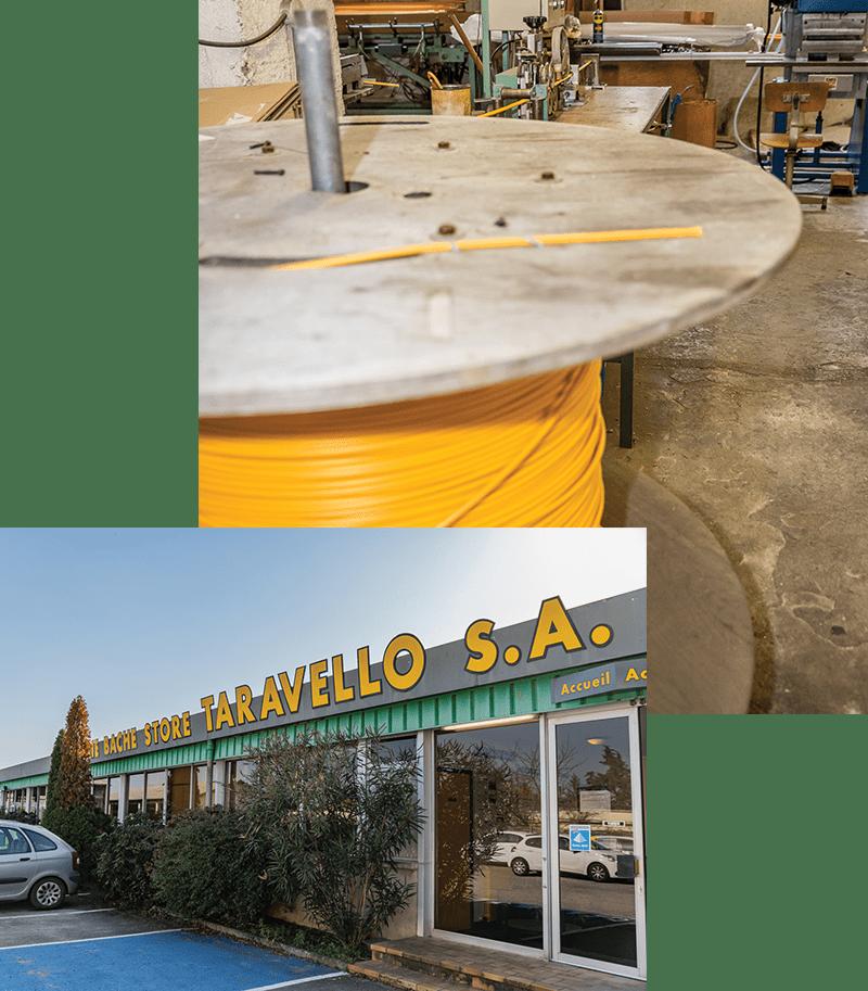 Atelier-Romans-sur-Isere - fabricant-de-menuiserie-alu-Taravello