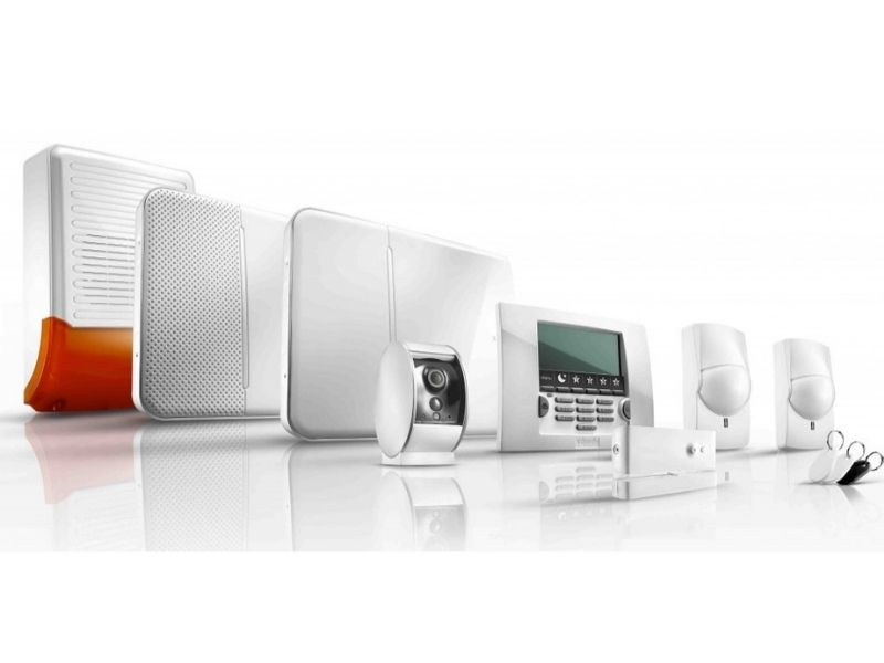 Alarme home Keeper - system alarm maison - produit 3 taravello