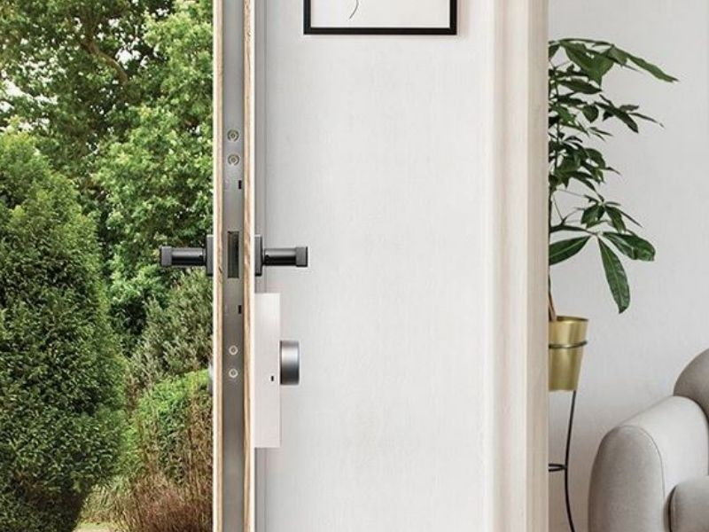 Serrure connectée Door Keeper somfy - objet connecté maison - produit 2 - taravello