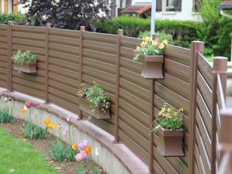 cloture pvc - barriere jardin pvc - produit 4 - taravello (2)