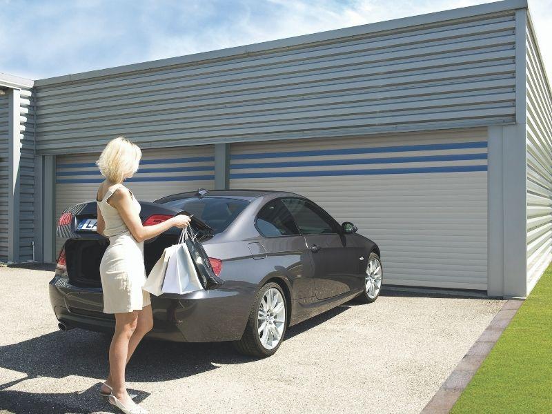 porte de garage CHRONOS - portes garage motorisées - produit 5 - taravello