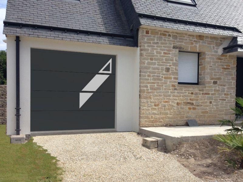 porte de garage POSEIDON- portes garage motorisées - produit 1 - taravello