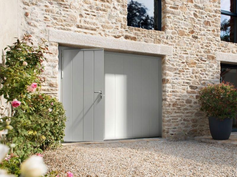 porte de garage basculante HERMES - portes garage motorisées - produit 6 - taravello