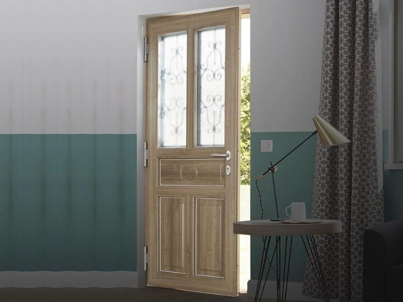 porte d'entrée textural - porte d entree alu - portes d entree pvc - produit- taravello (4)